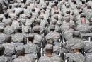 Sécurité renforcée sur les bases américaines