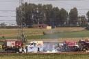 Un avion militaire A400M s'écrase à Séville: quatre morts