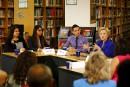 Hillary Clinton courtise le vote latino en défendant les sans-papiers