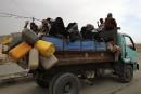 Yémen: 70 000 personnes fuient Saada, fief des rebelles