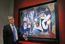 Record mondial pour un Picasso adjugé 179,3 millions $