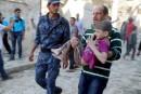 Cinq millions de Syriens menacés par des armes explosives