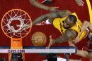 LeBron James mène les Cavaliers à la victoire