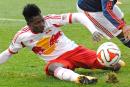 Impact: un premier entraînement en vue pour Ambroise Oyongo