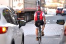 Amendes aux cyclistes: «non, non, non», dit Louis Garneau
