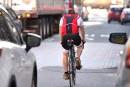 Proposition d'amendes plus salées pour les cyclistes