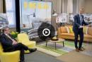 Un centre de cueillette IKEA à Québec à la fin 2015