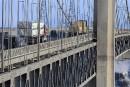 Pont Pierre-Laporte: le temps de remplacer les suspentes