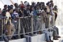 L'UE prête pour une opération navale contre le trafic de migrants