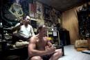 Des tatouages sacrés comme souvenir de vacances de Thaïlande