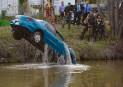 Couple disparu à Saint-Stanislas: la voiture et le corps de l'homme repêchés dans la rivière des Envies