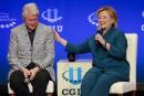 Les Clinton auraient obtenu 25 millions pour des discours