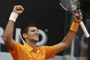 Djokovic défendra son titre face à Federer à Rome