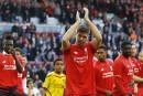 Steven Gerrard fait ses adieux à Anfield
