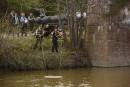 Jacqueline Melançon: les plongeurs suspendent leurs recherches dans la rivière des Envies