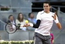 Milos Raonic sort du <em>top</em> 5
