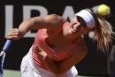 Maria Sharapova revient au 2<sup>e</sup> rang mondial