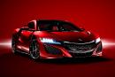 Acura NSX: elle cache encore bien son jeu