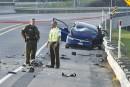 Accident mortel sur la 50: la SQ confirme l'identité de la victime