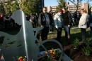 La mémoire de Déliska Bergeron honorée