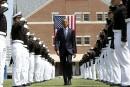 Barack Obama: «Non, nous ne perdons pas» le combat contre l'EI