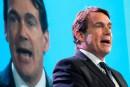 Sondage CROP-<em>La Presse</em>: le PQ de Péladeau battrait le PLQ