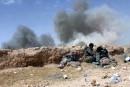 Les djihadistes consolident leur emprise en Syrie et en Irak