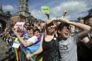 L'Irlande dit «oui» au mariage gaiaprès un référendum historique