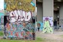 Un mur pour les graffiteurs