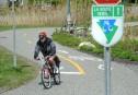Route verte : l'entretien diminuera