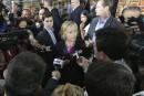 La campagne «silencieuse» d'Hillary Clinton