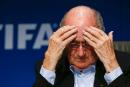 JosephBlatter peut-il rester à la barre de la FIFA?
