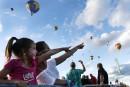 Nuages gris pour leFestival demontgolfières