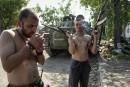 L'OTAN déplore «les attaques continues» contre l'intégrité de l'Ukraine