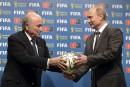 FIFA: Washington veut «empêcher la réélection de Blatter», selon Poutine