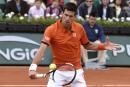 Novak Djokovic et Rafael Nadal au troisième tour