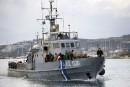 Méditerranée: environ 4200 migrants secourus vendredi