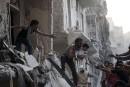 Syrie: l'ONU condamne les raids meurtriers du régime