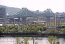 Une entreprise de Québec repeinturera le pont Jacques-Cartier