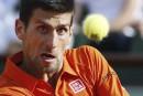 Djokovic retrouve Nadal en quarts àRoland-Garros