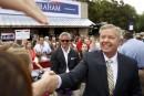 Le va-t-en-guerre Lindsey Graham candidat à la Maison-Blanche