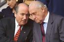 Sepp Blatter, l'un des derniers dinosaures du sport mondial