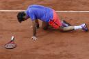 Roger Federer trébuche face à Stanislas Wawrinka