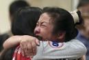 Naufrage en Chine: la colère des familles des disparus