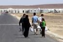 Des centaines de réfugiés syriens bloqués dans le désert jordanien