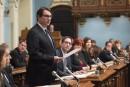 Péladeau ne consultera pas le jurisconsulte de l'Assemblée nationale