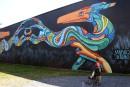 Graffitis: pas de mur légal à Québec cet été