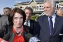 Couillard et Snyder font les yeux doux aux électeurs de Chauveau