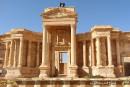 L'EI à Palmyre: un trésor archéologique risque l'annihilation