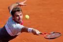 Stanislas Wawrinka passe en finale à Roland-Garros